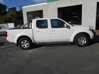 2011 Nissan Navara ST (4x4) Dual Cab Pick-up.