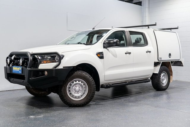Used Ford Ranger XL 3.2 (4x4), Slacks Creek, 2015 Ford Ranger XL 3.2 (4x4) Crew Cab Chassis