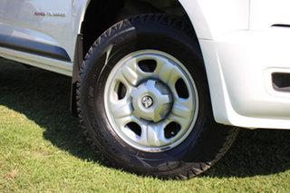 2013 Holden Colorado LX Crew Cab Cab Chassis.