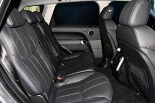 2015 Land Rover Range Rover Sport HSE Wagon.