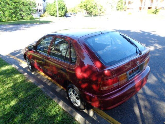 Used Toyota Corolla CS-X Seca, Chermside, 1996 Toyota Corolla CS-X Seca AE101R Liftback