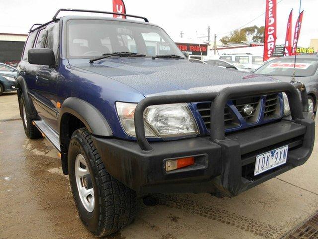 Discounted Used Nissan Patrol ST (4x4), Werribee, 1998 Nissan Patrol ST (4x4) Wagon
