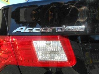 2009 Honda Accord Euro Luxury Sedan.
