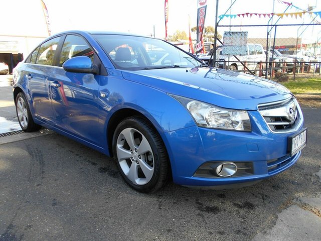 Discounted Used Holden Cruze CDX, Werribee, 2011 Holden Cruze CDX Sedan