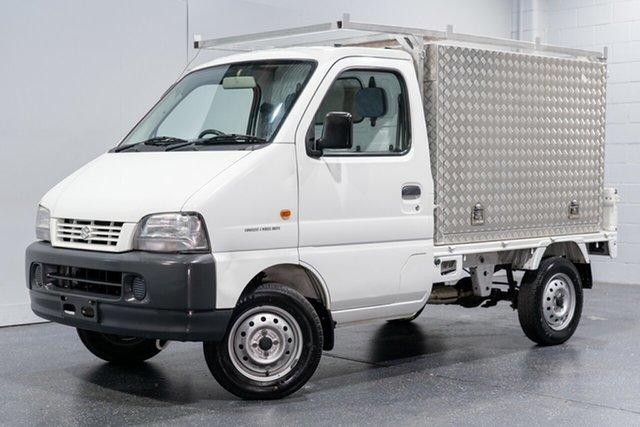Used Suzuki Carry Truck (4x4), Slacks Creek, 2004 Suzuki Carry Truck (4x4) Utility