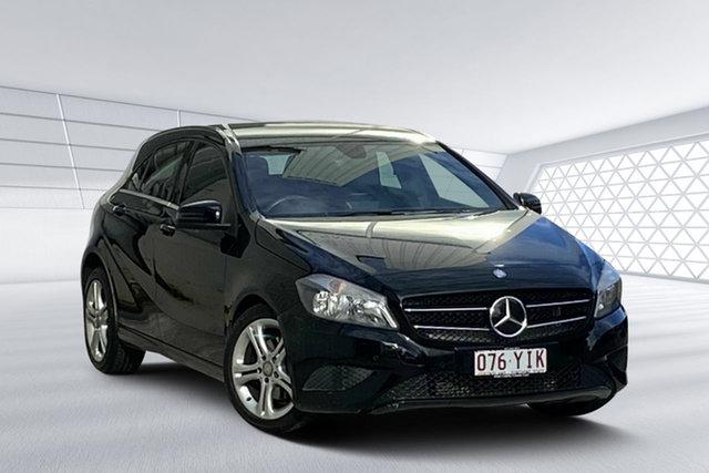 Used Mercedes-Benz A180 BE, Moorooka, 2013 Mercedes-Benz A180 BE Hatchback