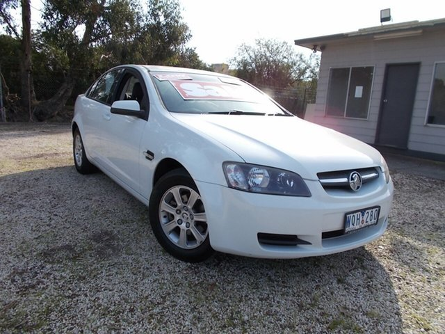 Discounted Used Holden Commodore Omega, Bayswater, 2008 Holden Commodore Omega Sedan