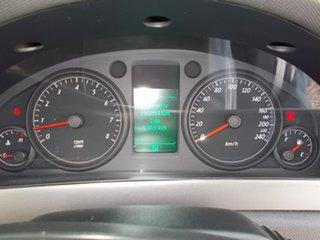 2008 Holden Commodore Omega Sedan.