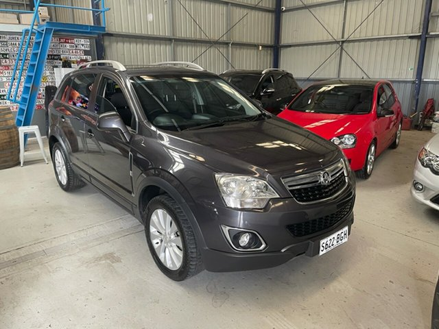 Used Holden Captiva 5 LT, Lonsdale, 2015 Holden Captiva 5 LT Wagon