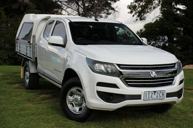 Used Holden Colorado LS Space Cab, Officer, 2016 Holden Colorado LS Space Cab Cab Chassis