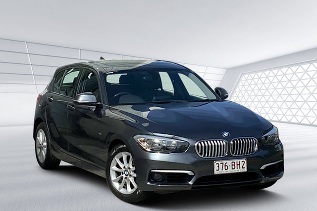 Used BMW 118i Urban Line, Moorooka, 2016 BMW 118i Urban Line Hatchback