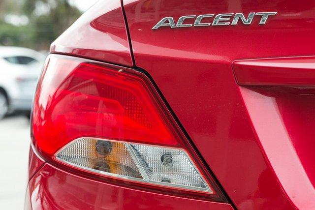 Used Hyundai Accent Active, Mulgrave, 2015 Hyundai Accent Active RB3 MY16 Sedan