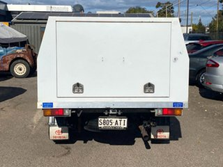2012 Toyota Hilux Workmate Cab Chassis.