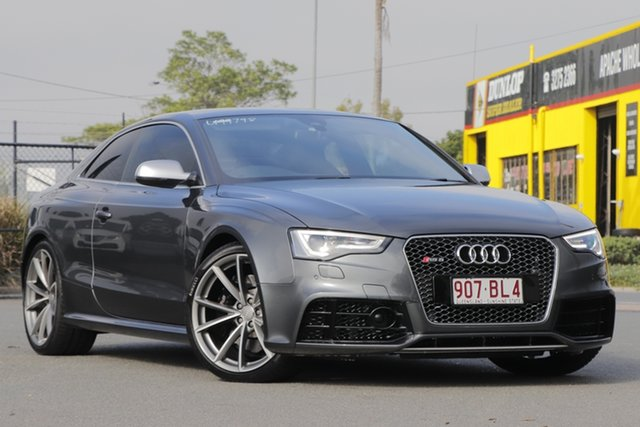 Used Audi RS5 S Tronic Quattro, Bowen Hills, 2015 Audi RS5 S Tronic Quattro Coupe