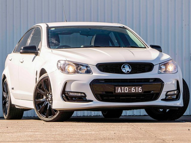 Used Holden Commodore SV6 Black Edition, Sebastopol, 2016 Holden Commodore SV6 Black Edition Sedan