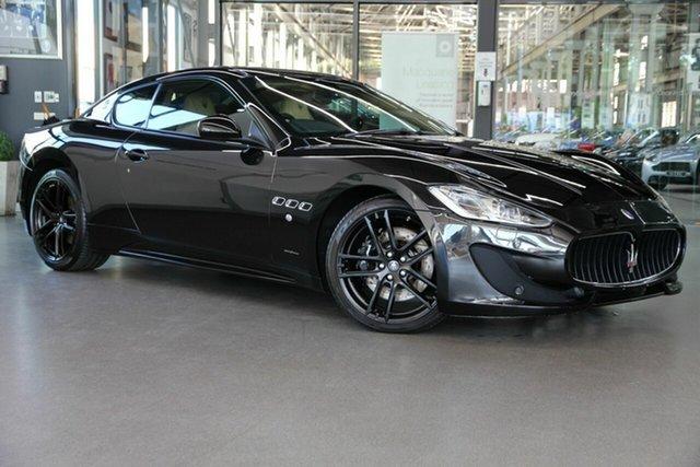 Used Maserati Granturismo Sport, North Melbourne, 2014 Maserati Granturismo Sport Coupe