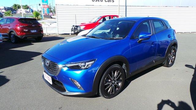 Used Mazda CX-3 sTouring SKYACTIV-Drive, Morayfield, 2015 Mazda CX-3 sTouring SKYACTIV-Drive Wagon