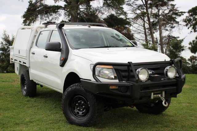 Used Ford Ranger XL, Officer, 2013 Ford Ranger XL Utility