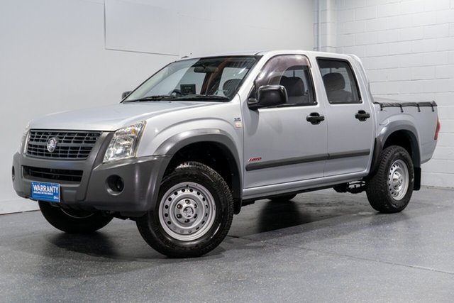 Used Holden Rodeo LX (4x4), Slacks Creek, 2007 Holden Rodeo LX (4x4) Crew Cab Pickup