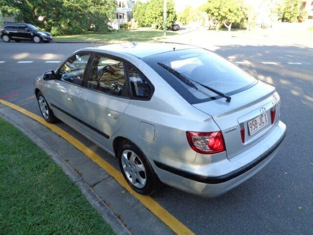 Used Hyundai Elantra FX 2.0 HVT, Chermside, 2006 Hyundai Elantra FX 2.0 HVT XD MY05 Hatchback