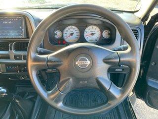 2005 Nissan Navara ST-R (4x4) Dual Cab Pick-up.