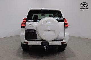 2017 Toyota Landcruiser Prado GX Wagon.