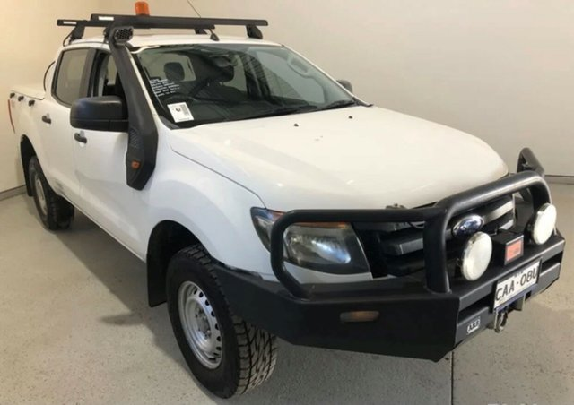 Used Ford Ranger XL 3.2 (4x4), Slacks Creek, 2012 Ford Ranger XL 3.2 (4x4) Double Cab Pick Up