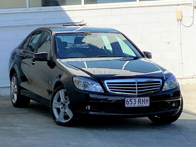 Used Mercedes-Benz C220 CDI, Moorooka, 2011 Mercedes-Benz C220 CDI Sedan