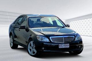 2011 Mercedes-Benz C220 CDI Sedan.
