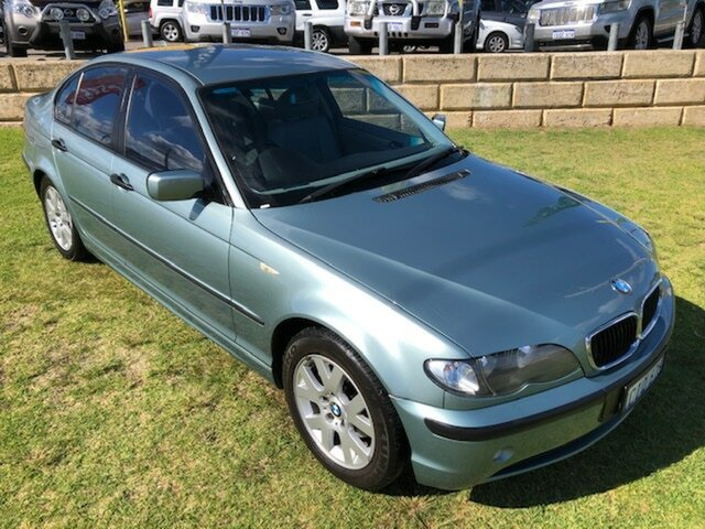 Used BMW 3 Series 318i Steptronic Executive, Wangara, 2003 BMW 3 Series 318i Steptronic Executive Sedan