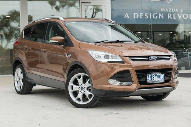 Used Ford Kuga Titanium (AWD), Mulgrave, 2013 Ford Kuga Titanium (AWD) TF Wagon
