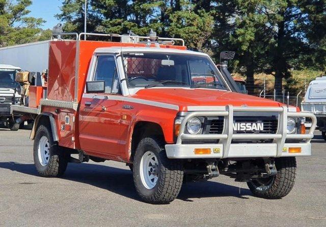 Used Nissan Patrol (4x4), Slacks Creek, 1993 Nissan Patrol (4x4) Cab Chassis