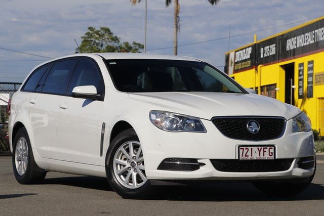 Used Holden Commodore Evoke Sportwagon, Bowen Hills, 2015 Holden Commodore Evoke Sportwagon Wagon