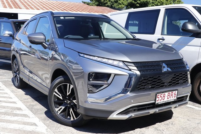 Discounted Demonstrator, Demo, Near New Mitsubishi Eclipse Cross Aspire 2WD, Bowen Hills, 2021 Mitsubishi Eclipse Cross Aspire 2WD Wagon