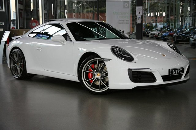 Used Porsche 911 Carrera S PDK, North Melbourne, 2016 Porsche 911 Carrera S PDK Coupe