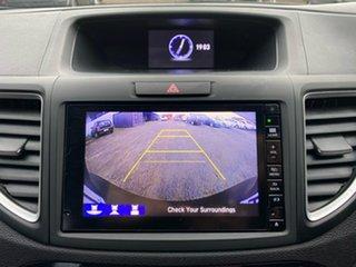 2015 Honda CR-V VTi (4x2) Wagon.