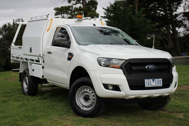 Used Ford Ranger XL Hi-Rider, Officer, 2015 Ford Ranger XL Hi-Rider Cab Chassis