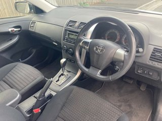 2013 Toyota Corolla Ascent Sport Sedan.
