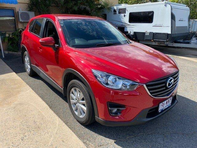 Used Mazda CX-5 FWD, North Rockhampton, 2016 Mazda CX-5 FWD Wagon