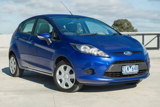 Used Ford Fiesta CL PwrShift, Springvale, 2012 Ford Fiesta CL PwrShift WT Hatchback