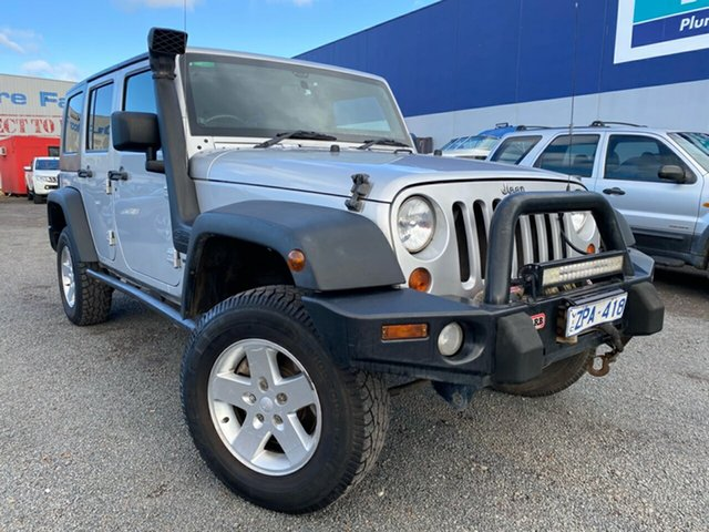 Used Jeep Wrangler Unlimited Sport (4x4), Hoppers Crossing, 2010 Jeep Wrangler Unlimited Sport (4x4) Softtop