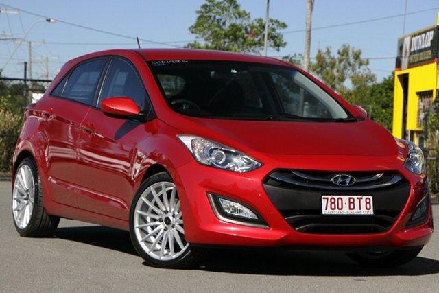 Used Hyundai i30 Active, Bowen Hills, 2014 Hyundai i30 Active Hatchback