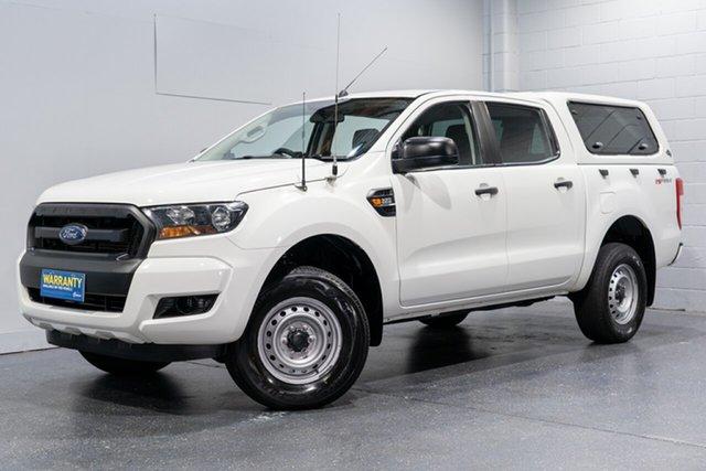 Used Ford Ranger XL 2.2 Hi-Rider (4x2), Slacks Creek, 2015 Ford Ranger XL 2.2 Hi-Rider (4x2) Crew Cab Pickup