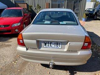 1997 Mitsubishi Magna Executive Sedan.
