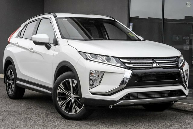 Discounted Demonstrator, Demo, Near New Mitsubishi Eclipse Cross LS 2WD, Bowen Hills, 2020 Mitsubishi Eclipse Cross LS 2WD Wagon