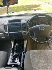 2004 Toyota Landcruiser Prado GXL (4x4) Wagon.