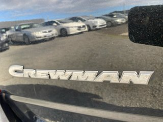 2004 Holden Crewman Crew Cab Utility.