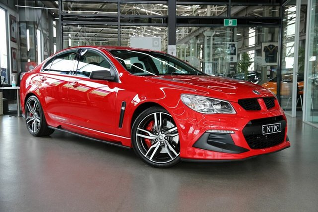 Used Holden Special Vehicles ClubSport R8 LSA, North Melbourne, 2016 Holden Special Vehicles ClubSport R8 LSA Sedan