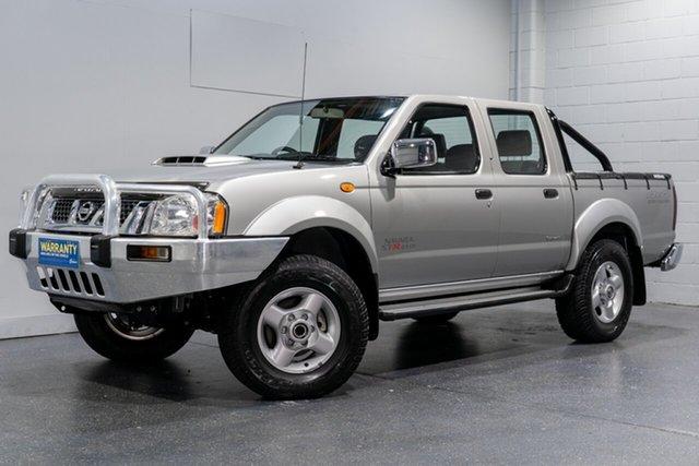 Used Nissan Navara ST-R (4x4), Slacks Creek, 2012 Nissan Navara ST-R (4x4) Dual Cab Pick-up