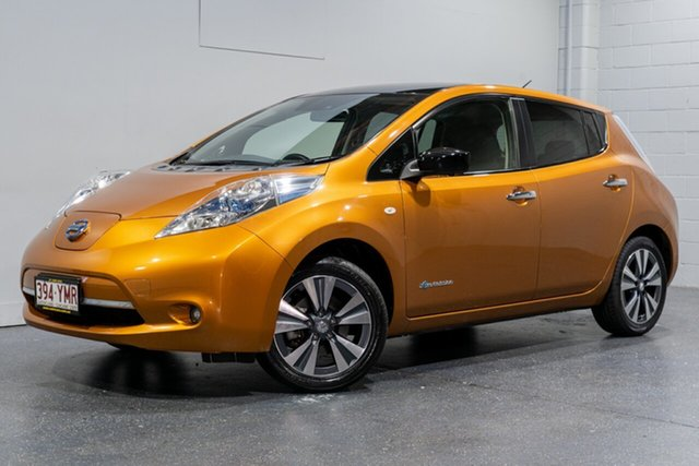 Used Nissan Leaf, Slacks Creek, 2015 Nissan Leaf Hatchback